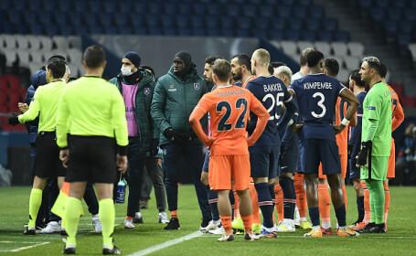 Echipa Istanbul Başakşehir, anchetată de UEFA. \