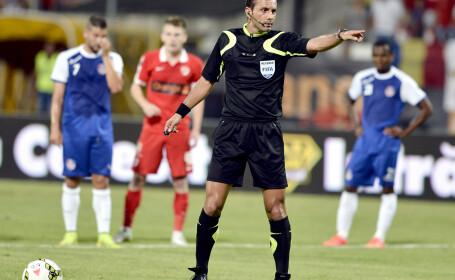 """Ciprian Marica îl apără pe Sebastian Colțescu, acuzat de rasism. """"S-a făcut un circ incredibil cu retragerea de pe teren"""""""