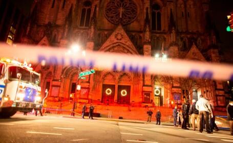 Clipe de coșmar în New York. Un individ a început să tragă cu pistolul în mulțime: \
