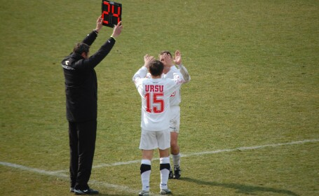 Florinel Ursu, fostul atacant de la FC Botoșani, a murit de Covid-19 la doar 38 de ani