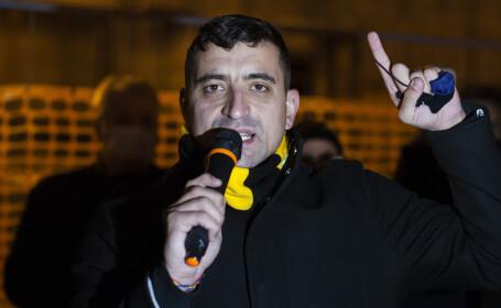 George Simion anunță că AUR va invalida mandatul de deputat al unui persnaj acuzat de reprimarea Revoluției din 1989