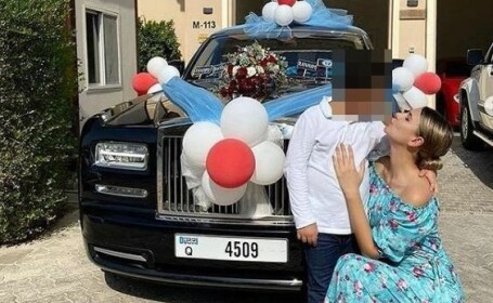 O mamă i-a luat cadou fiului de 12 ani un Rolls Royce de 275.000 de euro. Ce s-a întâmplat după