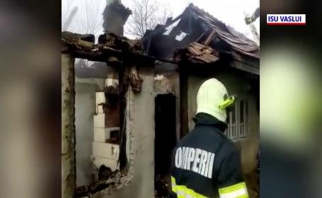 Un tânăr din Vaslui a murit ars de viu. Ce s-a întâmplat