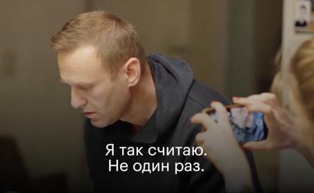 Cazul Navalnîi. Autorităţile au deschis o anchetă penală împotriva unei aliate a opozantului