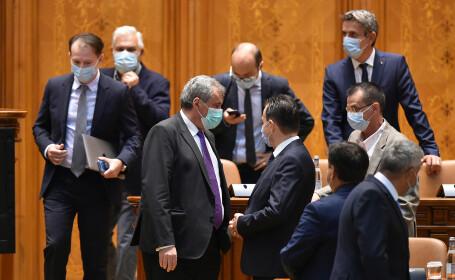Premierul Cîțu, după ce noul Guvern a obținut votul de investitură: \