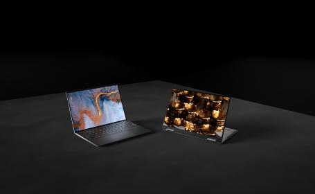 (P) Dell XPS 13 Ultrabook, design inteligent şi tehnologie InfiniyEdge de generaţie viitoare.