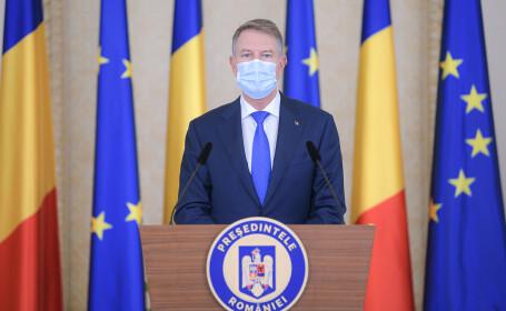 Vaccinarea anti Covid-19 în România începe duminică. Mesajul lui Iohannis de Crăciun