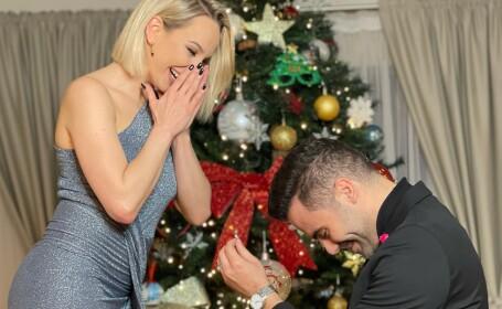 Sandra Izbaşa a fost cerută în căsătorie în ziua de Crăciun. Cine este viitorul soț