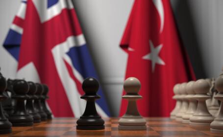 Pas important după înțelegerea cu UE. Regatul Unit va semna un acord de liber schimb cu Turcia