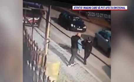 Un pensionar, lovit pe o stradă din Iași. Cum a reușit agresorul să scape nepedepsit