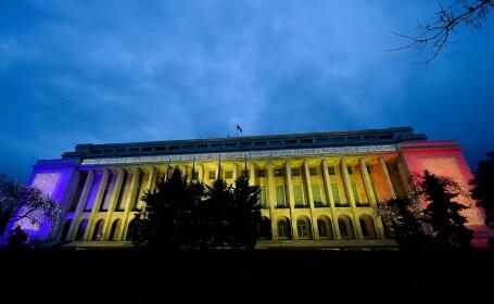 Mesajul de Anul Nou al Guvernului României. \