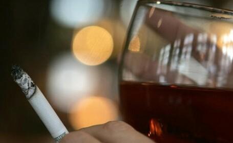 bautura si tigari
