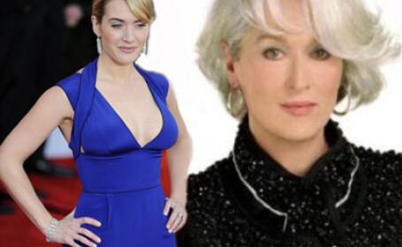 Kate Winslet, Meryl Streep