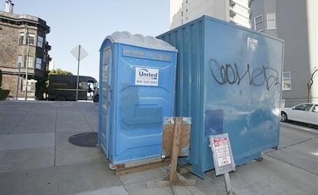 Un piroman obsedat de toaletele publice face ravagii in San Franciso!