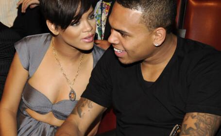 Rihanna si Chris