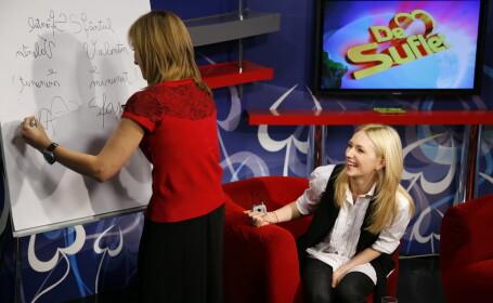 Adela Popescu si Dana Rogoz