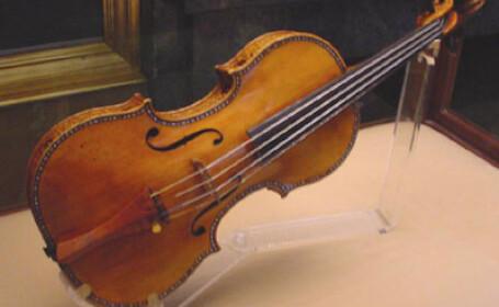 Vioara Stradivarius