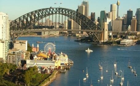 Sydney, Australia, loc sapte