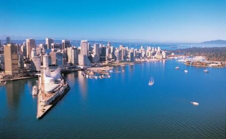 Vancouver, cel mai tare oras unde poti locui! Vezi TOP 10