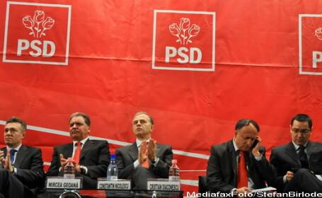 Victor Ponta, noul presedinte al Partidului Social Democrat! VEZI ECHIPA