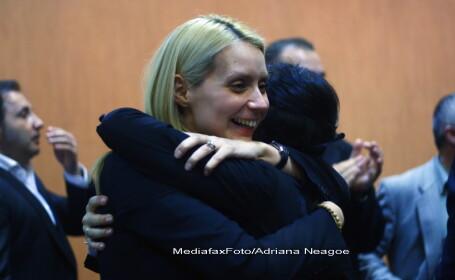 Daciana Sarbu: Am incredere in Victor, sper sa nu se schimbe