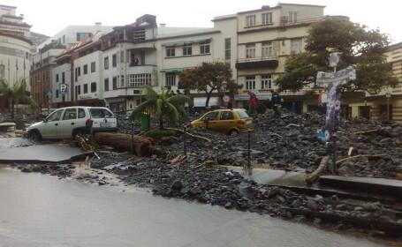 Zeci de morti si sute de raniti in urma inundatiilor ucigase din Madeira