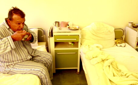Spital romanesc, pacienti