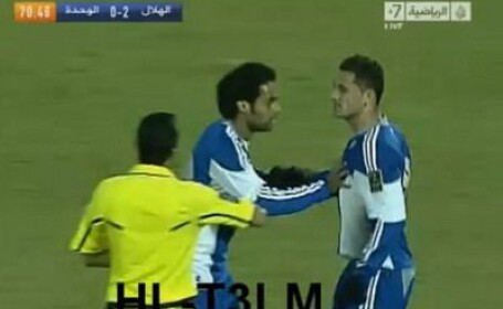 VIDEO Razboinicul Radoi si-a facut KO un adversar in Arabia Saudita!