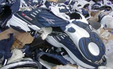 Care sunt cele mai falsificate branduri? Nike si Adidas, pe primele locuri