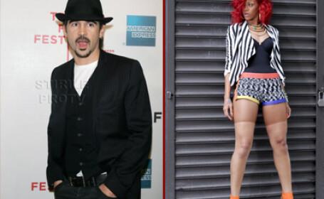 Rihanna, Colin Farrell