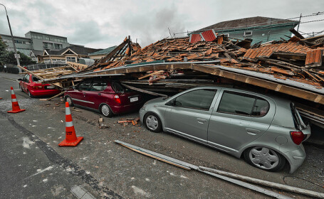 Dupa cutremurul din Noua Zeelanda