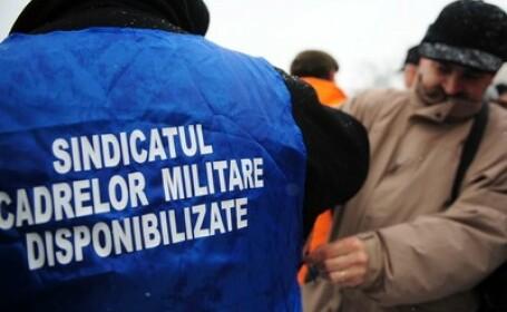 Sindicate cadre militare