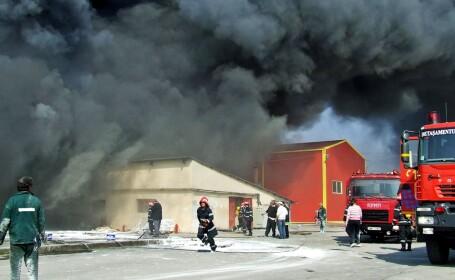 Incendiu Mogosoaia