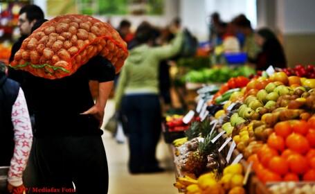 De Paste vom manca legume scumpe si fara gust. Iarna grea a afectat productia din acest an