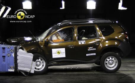 Dacia Duster, ULTIMUL LOC in topul celor mai sigure masini din 2011. De ce a fost depunctata