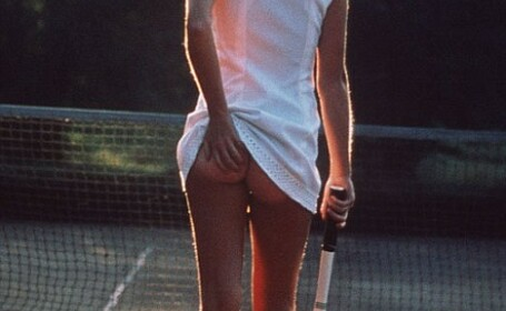 Martin Elliot's Tennis Girl
