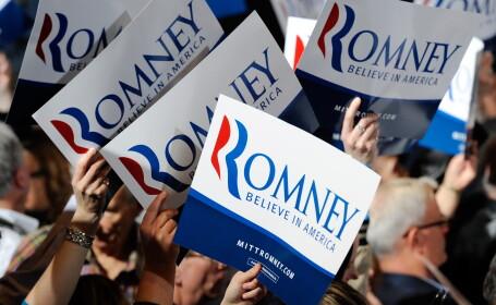 Cursa pentru Casa Alba. Mitt Romney a castigat detasat scrutinul primar republican din Nevada