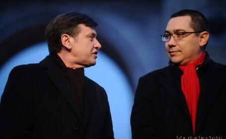 Antonescu si Ponta