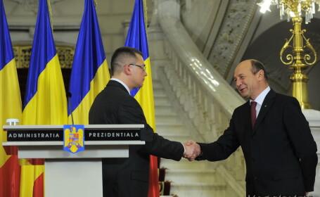 Basescu Ungureanu