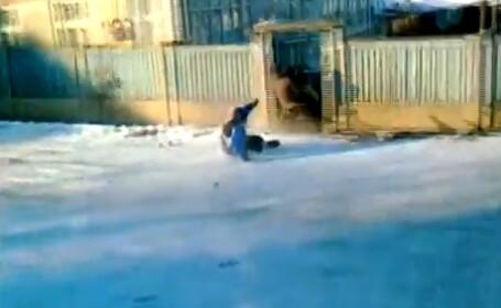 VIDEO. Clipul care te face sa uiti de zapada de afara: \