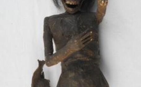 mumie sirena