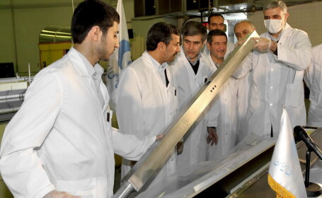 savanti, Mahmoud Ahmadinejad, reactor nuclear
