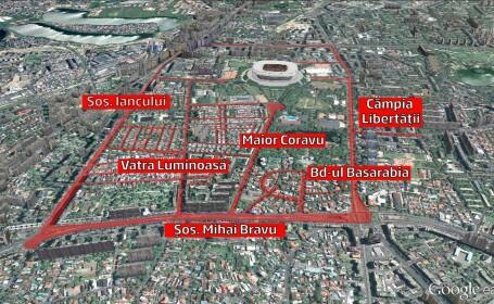 Harta stadion