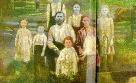 familie cu pielea albastra, Fugate