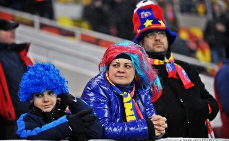 Suporteri Steaua, National Arena