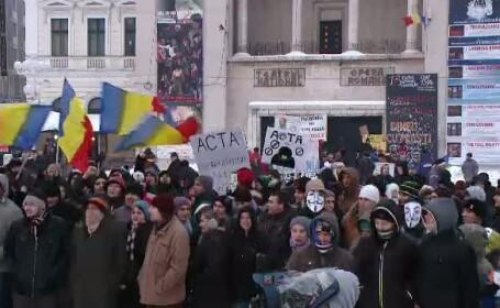 Protest ACTA