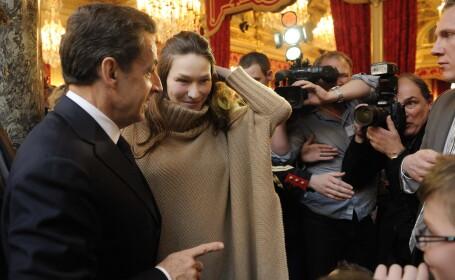 House of Cards, in varianta frantuzeasca. Inregistrarile care arata manevrele din spatele cuplului Sarkozy - Carla Bruni