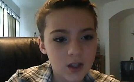 adolescenta la webcam