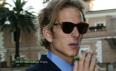 Fiul Printesei Caroline de Monaco a ajuns la spital, dupa o incaierare intr-un club din New York