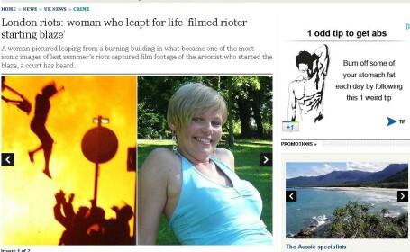 FOTO. Povestea din spatele uneia din cele mai de IMPACT fotografii din 2011
